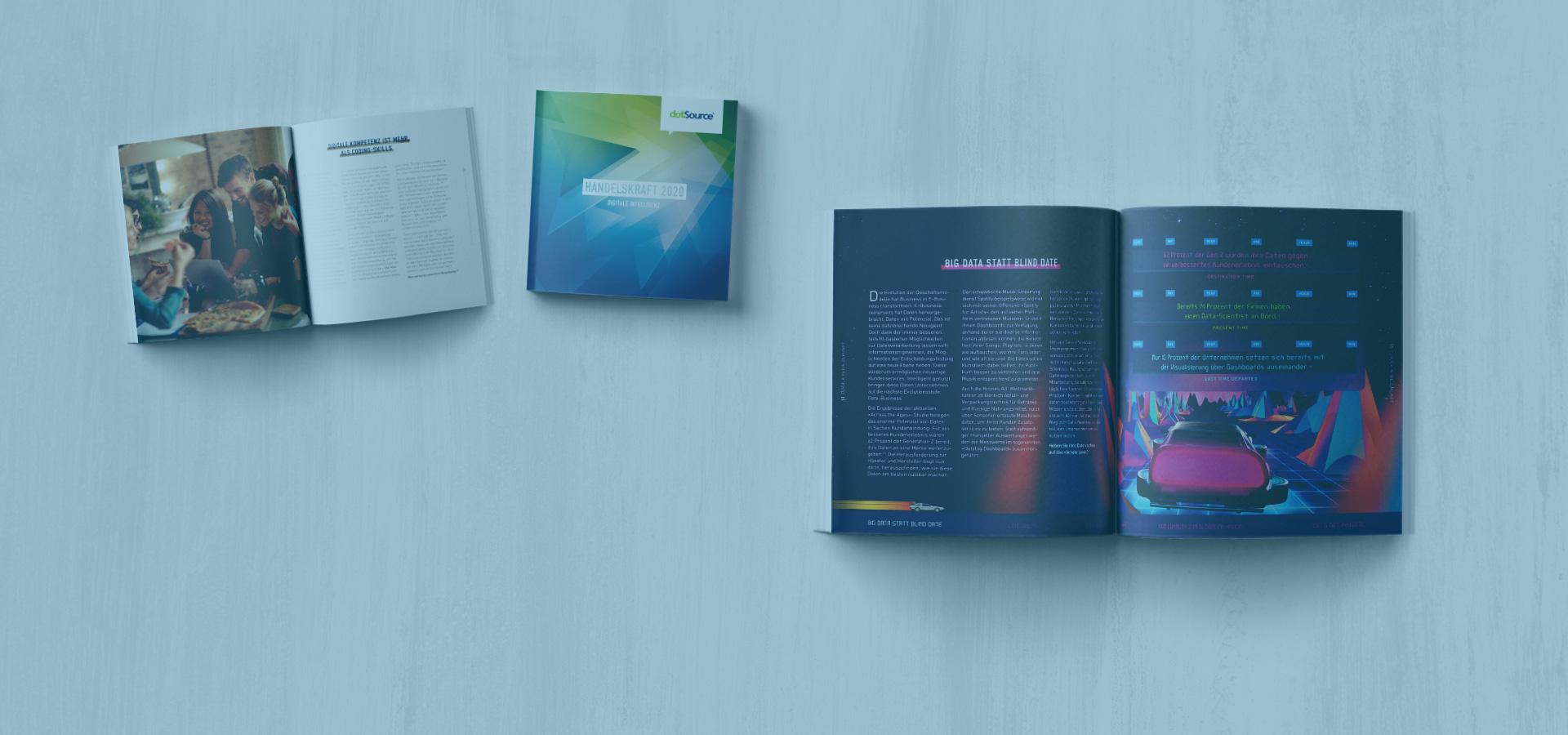 Handelskraft Trendbuch 2020 Digitale Intelligenz
