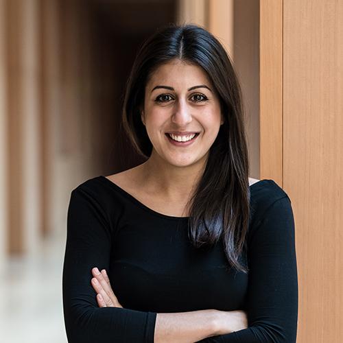 Mahsa Amoudadashi