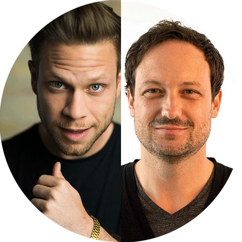 Daniel Zoll & Alexander Otto